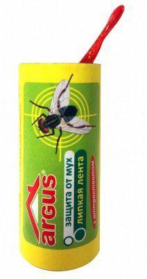 Купить Аргус - липкая лента от мух в Санкт-Петербурге. от ...